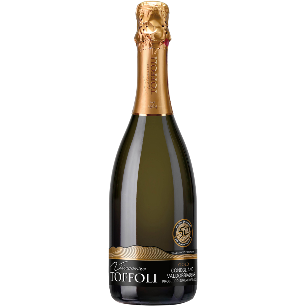 Image of prosecco extra dry Toffoli